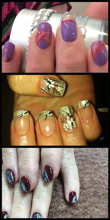 Nail Art by Skin Plus Beauty,  Manicures and Pedicures Bunbury