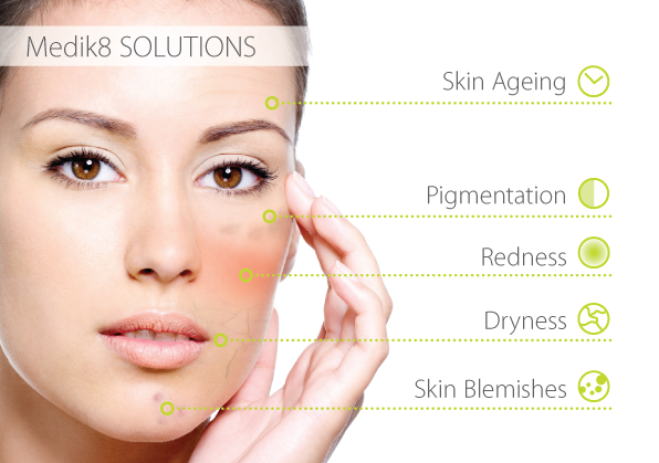 Medik8 Solutions at Skin Plus Beauty & IPL Clinic