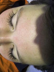 Gorgeous eyelashes by Skin Plus Beauty Bunbury