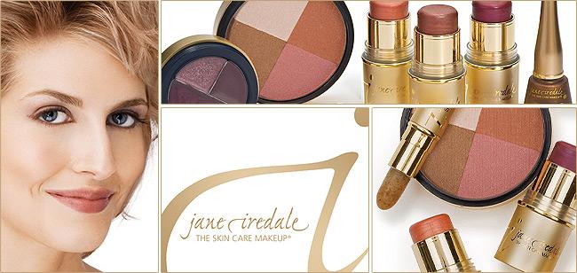 Jane Iredale Skincare Makeup